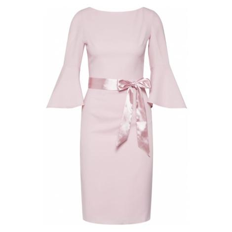 Chi Chi London Sukienka 'Yohana' różowy pudrowy