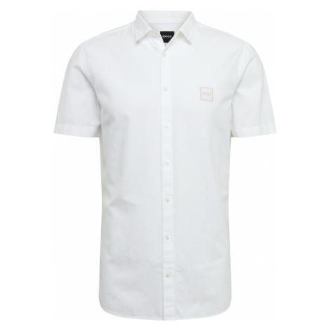 BOSS Koszula 'Magneton' biały Hugo Boss