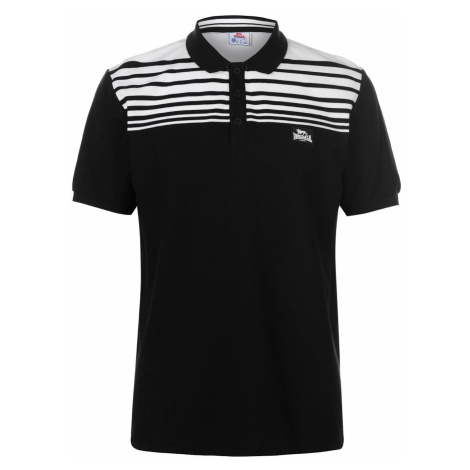 Koszulka męska polo Lonsdale Yarn Dye Stripe