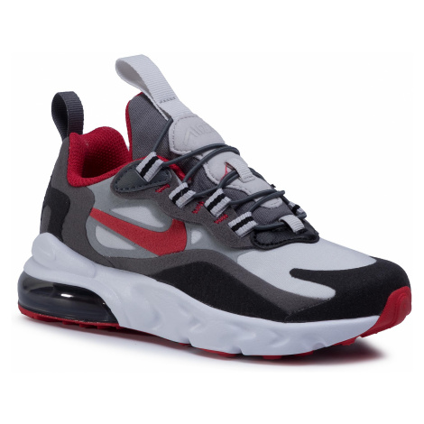 Buty NIKE - Air Max 270 Rt (Ps) BQ0102 013 Black/University Red/Iron Grey