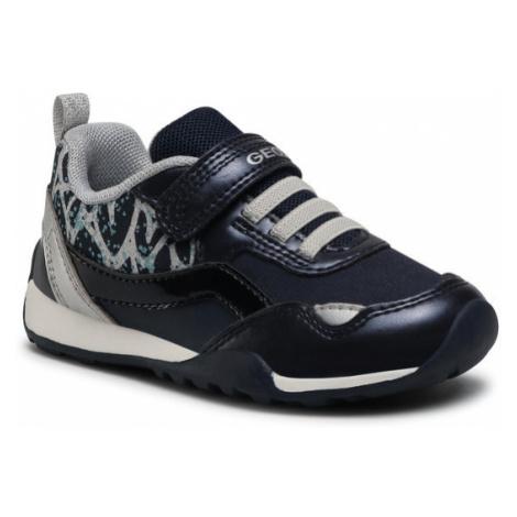 Geox Sneakersy J Jocker Pl.G.A J15AUA 010AJ C0673 M Granatowy
