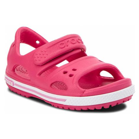 Sandały CROCS - Crocband II Sandal Ps 14854 Paradise Pink/Carnation