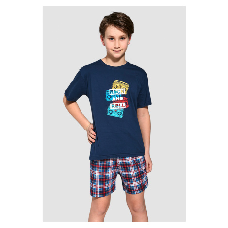 Chłopięca piżama Rock and Roll Cornette