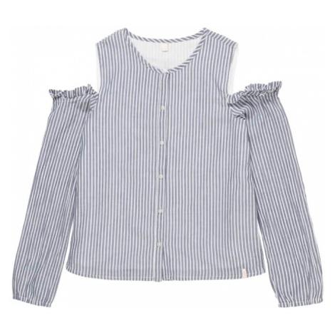 ESPRIT Bluzka atramentowy / biały