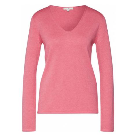 TOM TAILOR Sweter różowy