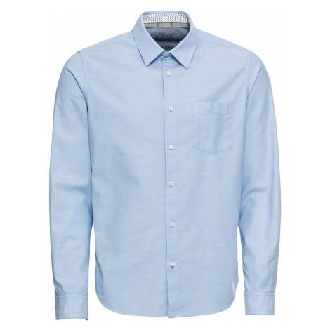 S.Oliver RED LABEL Koszula niebieski