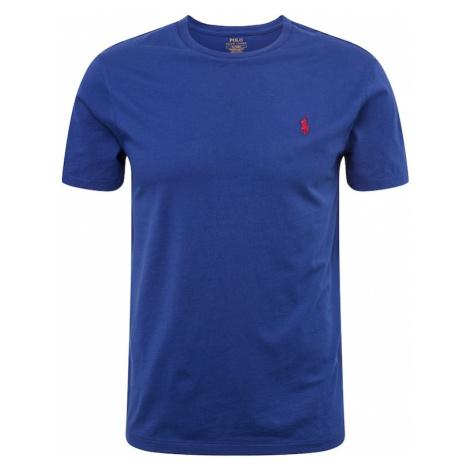 POLO RALPH LAUREN Koszulka niebieski / czerwony