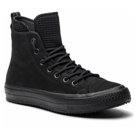 Sneakersy CONVERSE - Ctas Wp Boot Hi 162409C Black/Black/Black