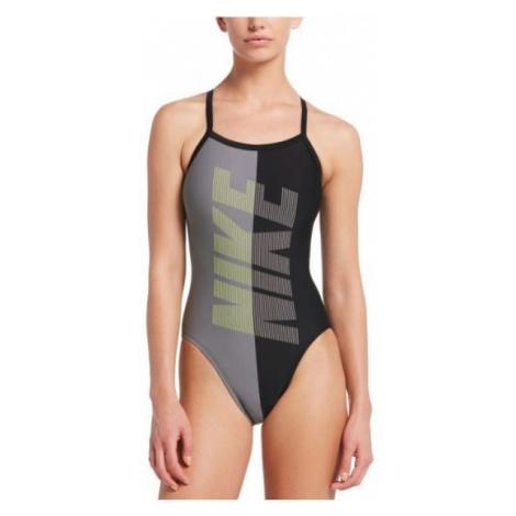 Nike RIFT szary 36 - Strój kąpielowy damski