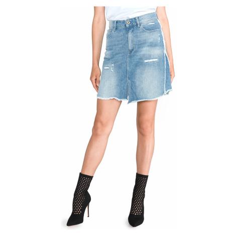 G-Star RAW 3301 Spódnica Niebieski