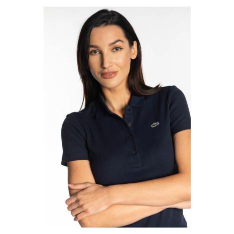 Koszulka Lacoste Women Polo 166 Navy