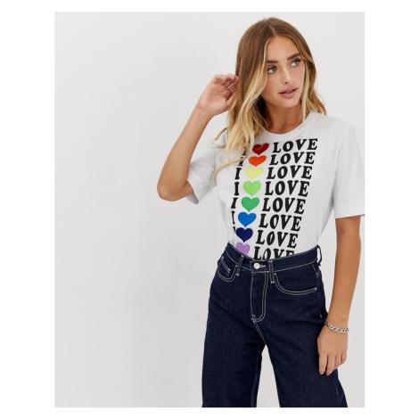 Love Moschino Pride t-shirt