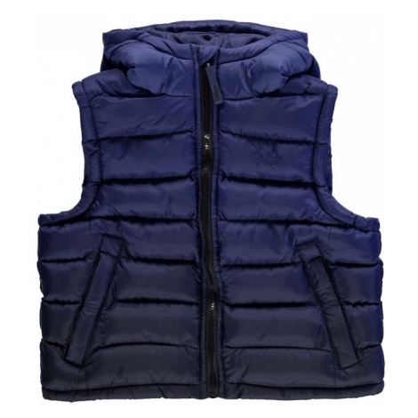 Lee Cooper Gradient Gilet Junior Boys