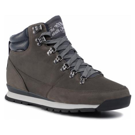 Trekkingi THE NORTH FACE - Back-To Berkeley Redux Leather T0CDL0H73 Zinc Grey/ Ebony Grey