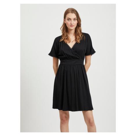 Czarna sukienka VILA Suvita