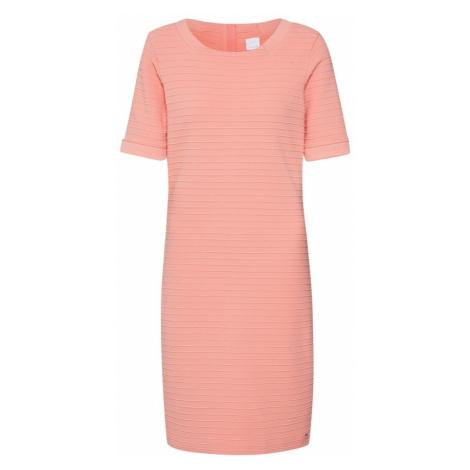 BOSS Sukienka 'Deshape' różowy pudrowy Hugo Boss