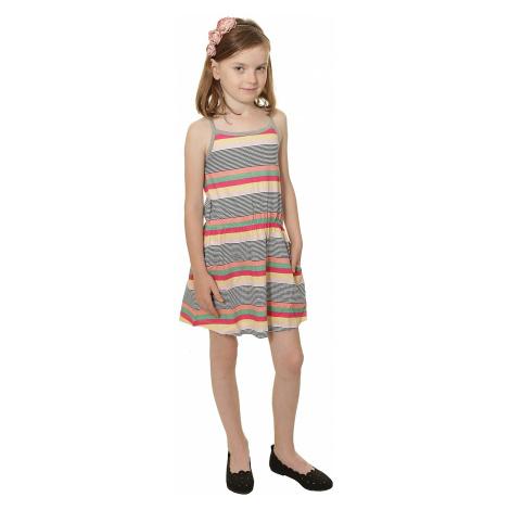 sukienka Roxy Hear Me - WCD7/Swing Stripes Sand Piper