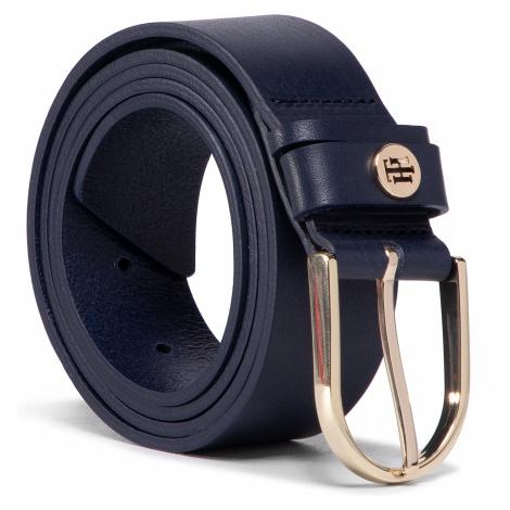 Pasek Damski TOMMY HILFIGER - Classic Belt 3.5 AW0AW08000 CJM