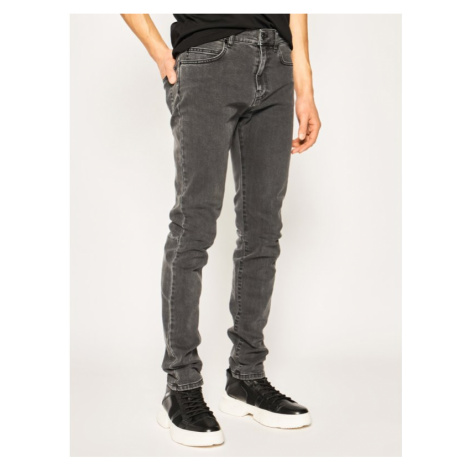 Jeansy Slim Fit MCQ Alexander McQueen