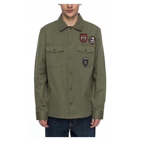 koszula DC Jedburgh 2 LS - GZJ0/Vintage Green