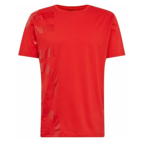 HUGO Koszulka 'Daws-U1 10103774 01' ognisto-czerwony Hugo Boss