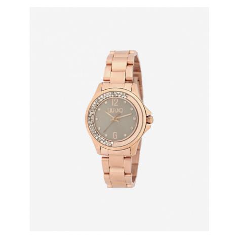 Liu Jo Mini Dancing Zegarek Różowy Złoty Srebrny