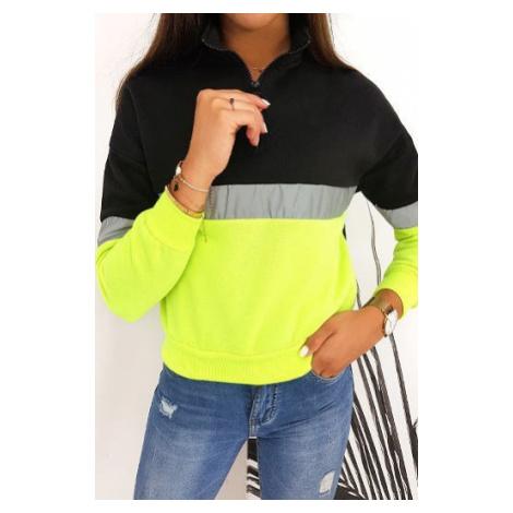 DUETO II women's sweatshirt black BY0394 DStreet