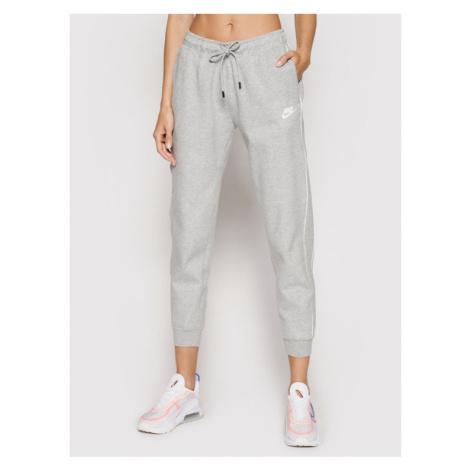 Nike Spodnie dresowe Sportswear Fleece Jogger CZ8340 Szary Standard Fit