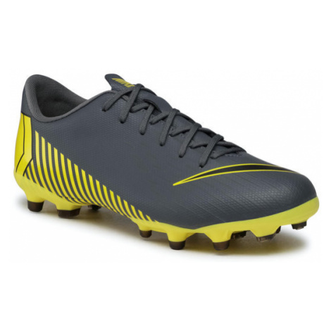 Nike Buty Jr Vapor 12 Academy Gs Fg/Mg AH7347 070 Szary
