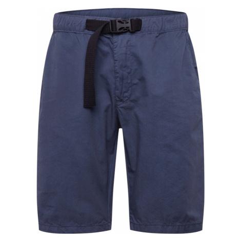 Urban Classics Spodnie fioletowo-niebieski