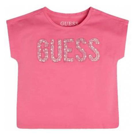 T-Shirt teen in jersey Guess