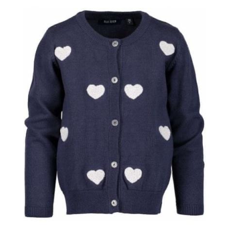 Blue Seven sweter dziecięcy niebieski