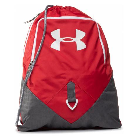 Plecak UNDER ARMOUR - Ua Undeniable Sackpack 1261954-600 Czerwony
