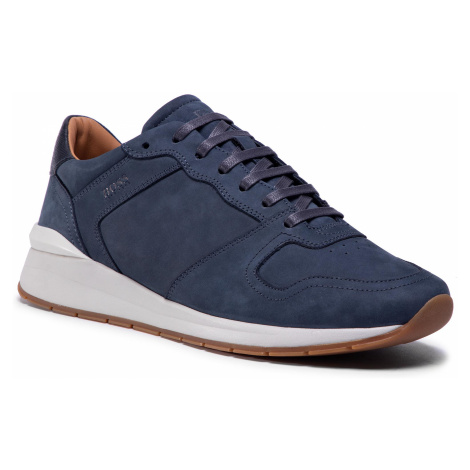 Sneakersy BOSS - Element 50432832 10227353 01 Navy 410 Hugo Boss