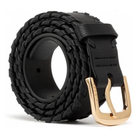 Liu Jo Pasek Damski Cintura 3.5 cm AA1012 E0031 Czarny