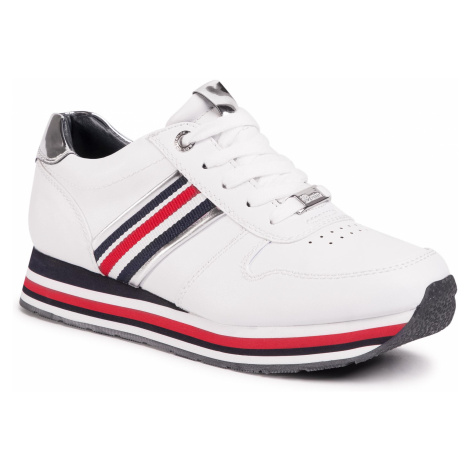 Sneakersy TOM TAILOR - 809550100 White