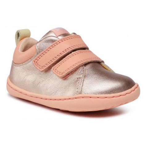 Camper Sneakersy Peu Cami Fw K800405-007 Złoty