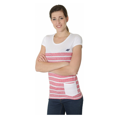 koszulka 4F H4L18-TSD012 - 62S/Red