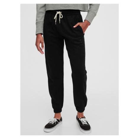 GAP czarne damskie spodnie dresowe