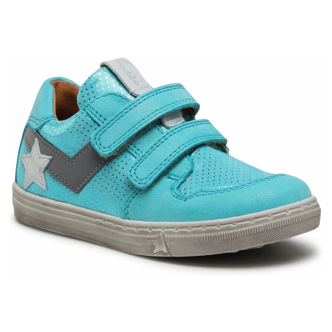 Sneakersy FRODDO - G2130230-11 D Turquoise Shine