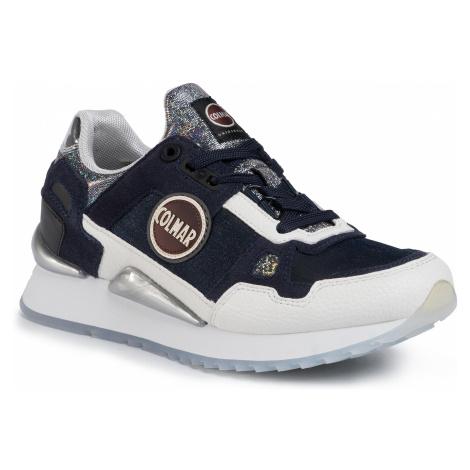 Sneakersy COLMAR - Tyler Galax 147 Navy/Silver