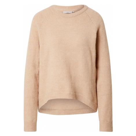 Minimum Sweter 'Kita 0136a' jasnobrązowy / beżowy