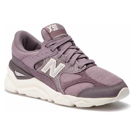 Sneakersy NEW BALANCE - WSX90RCA Fioletowy