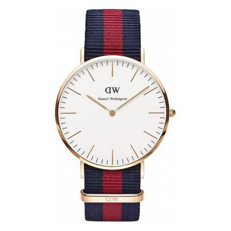 zegarek Daniel Wellington Oxford Classic 40 - Rose Gold