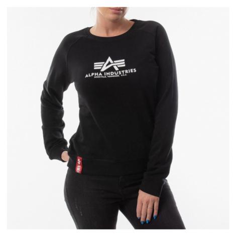 Bluza damska Alpha Industries New Basic Sweater Wmn 196031 03