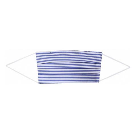 Rich & Royal Maska z materiału 'Reversible' niebieski / biały