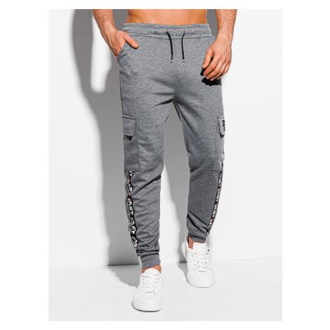 Spodnie dresowe męskie Edoti P1040