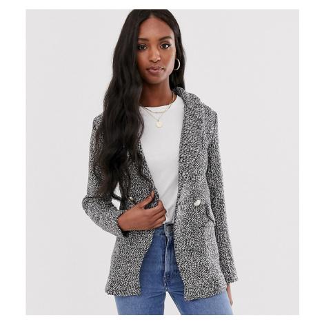 Parisian Tall longline tweed blazer