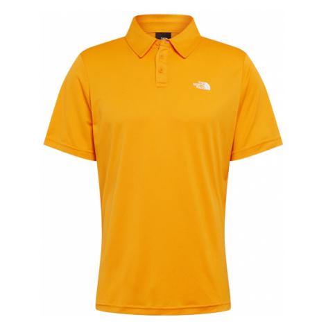 THE NORTH FACE Koszulka funkcyjna 'TANKEN' pomarańczowy
