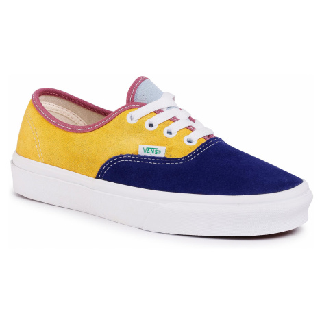 Tenisówki VANS - Authentic VN0A2Z5IWNY1 (Sunshine) Multi/Tr Wht